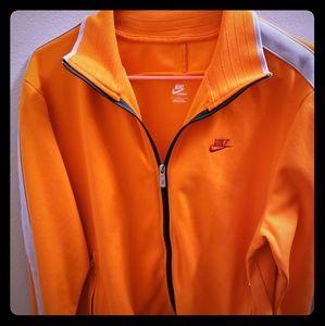 🚹Lg Nike FullZip Collared Jacket, RARE, Flawless!